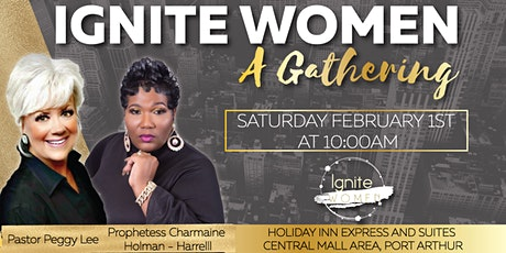 IGNITE WOMEN-A GATHERING tickets