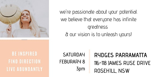 BE INSPIRED LAUNCH    |SYDNEY|
