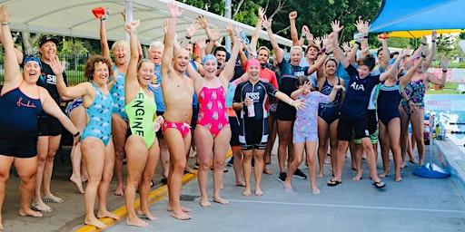 Annual New Years Day 100 x 100m Charity Swim