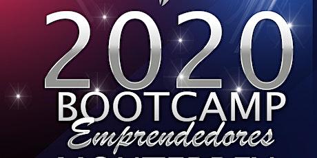 Bootcamp Emprendedores 2020 Monterrey entradas