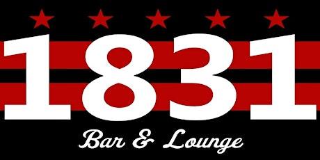 "1831 Bar & Lounge Valentine's Day ""#1 Ranked Happy Hour"" Celebration! tickets"