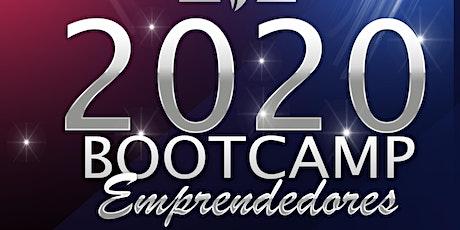 Bootcamp Emprendedores 2020 TULTITLAN boletos