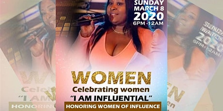 "Women Celebrating Women ""I Am Influential"" tickets"