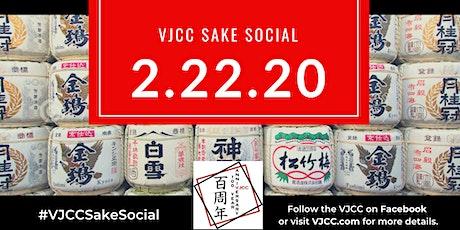 VJCC Sake Social 2020 tickets