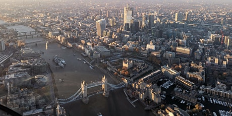 Helicopter Tour over London tickets