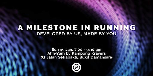 PURPOSE Running Launch Malaysia