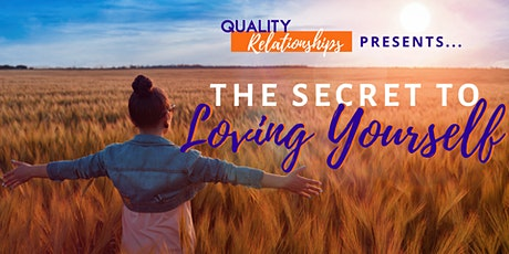 The Secret to Loving Yourself - Queensland tickets