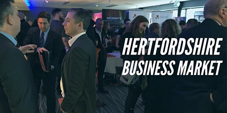 HERTFORDSHIRE BUSINESS MARKET - SPONSORED BY BRIGHTER FUTURE ACCOUNTANCY tickets