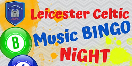 Leicester Celtic Music Bingo tickets