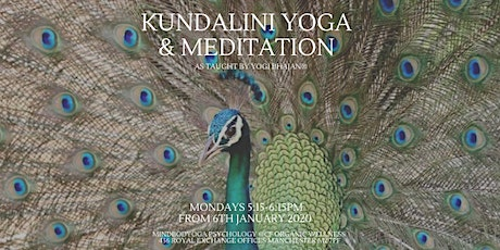 Kundalini Yoga & Meditation Manchester City Centre tickets
