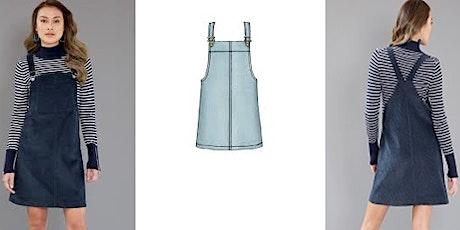 Beginner Dressmaking: Pinafore Dress tickets