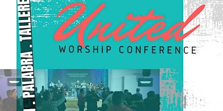 United Worship Conference 2020 entradas