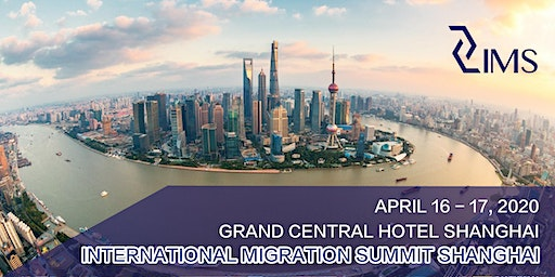 INTERNATIONAL MIGRATION SUMMIT SHANGHAI 2020
