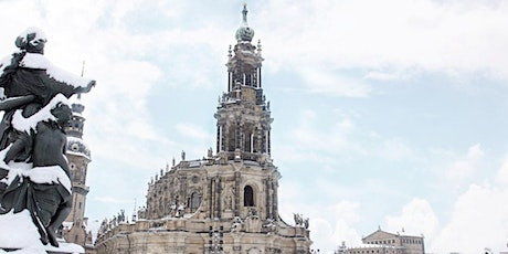 January 2020, Dresden Walking Tour with DresdenWalks Tickets