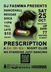 Prescription Caribbean Club Events   Eventbrite