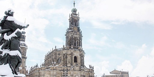February 2020, Dresden Walking Tour with DresdenWalks