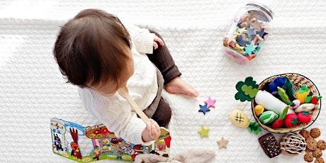 Corso di formazione per baby sitter (bambini 0-36 mesi) biglietti