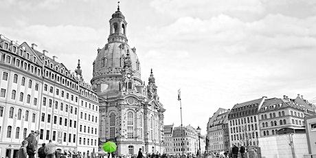 March 2020, Dresden Walking Tour with DresdenWalks Tickets
