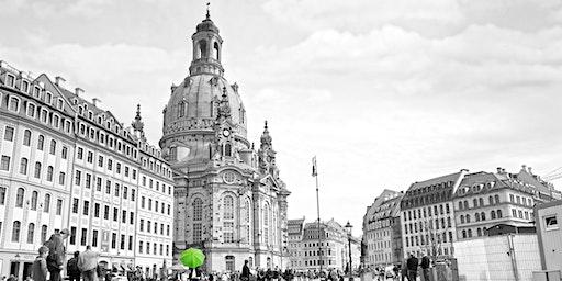 April 2020: Dresden Stadtrundgang mit DresdenWalks
