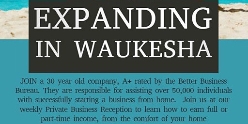Expanding In Waukesha Private Business Reception