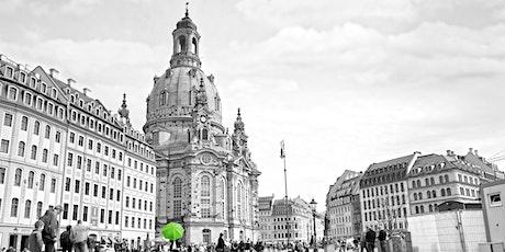 November 2020: Dresden Stadtrundgang mit DresdenWalks tickets