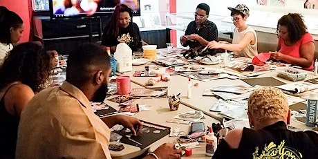 What's  Your Elephant?  An Art-Making Workshop tickets