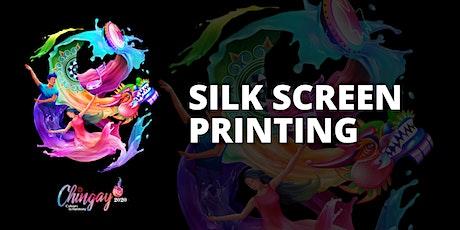 Chingay Carnival: Silk Screen Printing tickets
