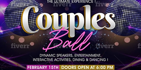 Couples Ball tickets
