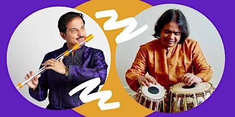 Indian Flute & Tabla tickets
