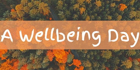 A Wellbeing Day tickets