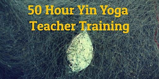 50 Hour Yin Yoga Training Goa 2020