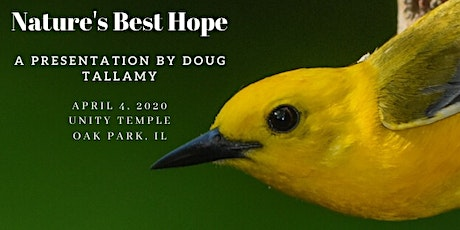 The Naturally Beautiful Conference featuring Doug Tallamy tickets