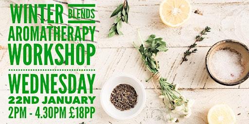 Winter Blends Aromatherapy Workshop