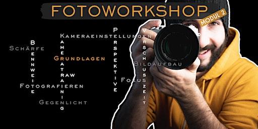 Fotoworkshop Modul 2: Fotografieren lernen