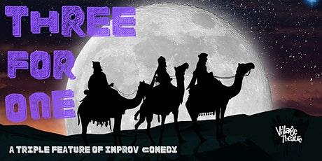 Three For One: Group Therapy/Cruella/Improv_God.exe tickets