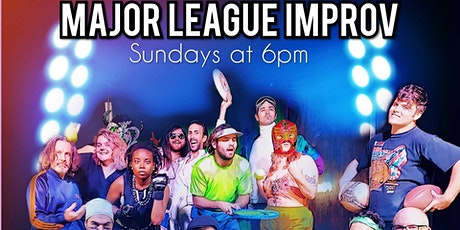 MLI: Major League Improv tickets