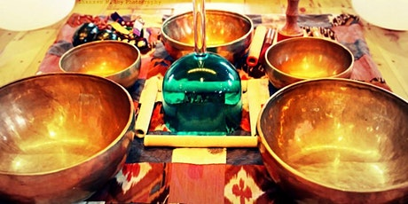 Full Moon Gong Sound Bath with Joe Hayes tickets