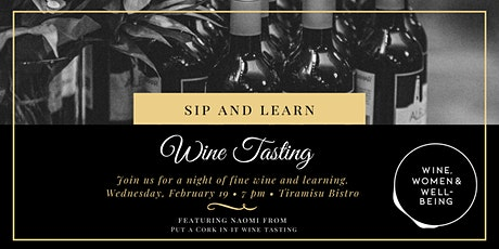 Sip and Learn: Edmonton tickets