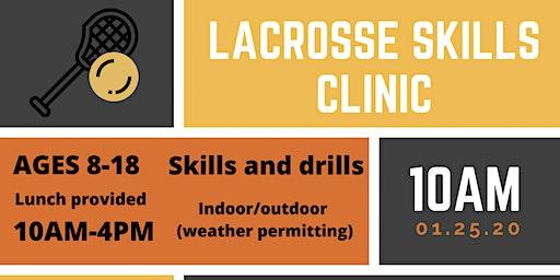 Women's Lacrosse Clinic