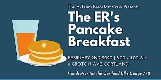 Pancake Breakfast - Lodge Fundraiser