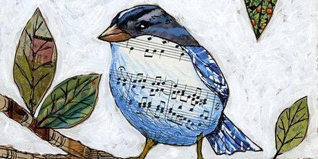 Workshop - July 26 - Birds of a feather tickets
