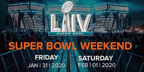 SUPER BOWL 54 LEGACY MUSIC FESTIVAL tickets