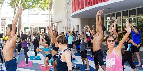 Warrior Flow Yoga on Lincoln Road tickets