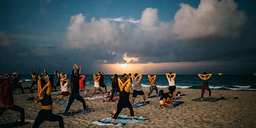 Warrior Flow Full Moon Yoga