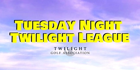Tuesday Night Twilight League at GCU Golf Course tickets