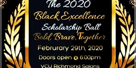 2020 Black Excellence Scholarship Ball tickets