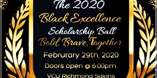2020 Black Excellence Scholarship Ball