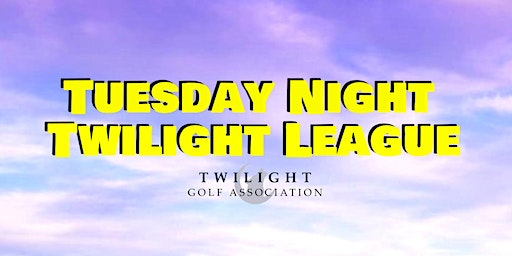 Tuesday Night Twilight League at Pueblo El Mirage Golf Course