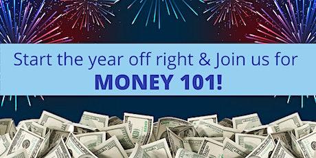 MONEY 101 - Dinner Workshop in VB! tickets