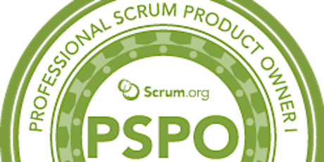 Scrum.org Professional Scrum Product Owner - April tickets